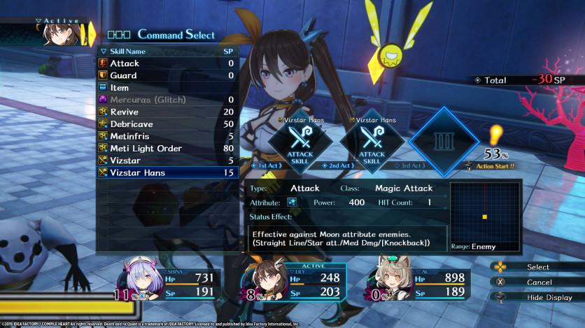 Screenshot 6 - Death End re;Quest