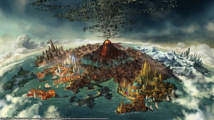 Screenshot 9 - Death End re;Quest