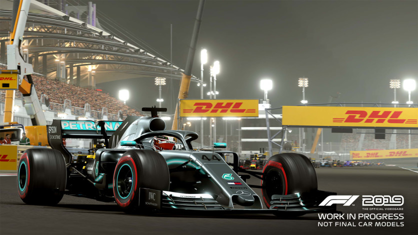 Screenshot 3 - F1 2019 - Legends Edition