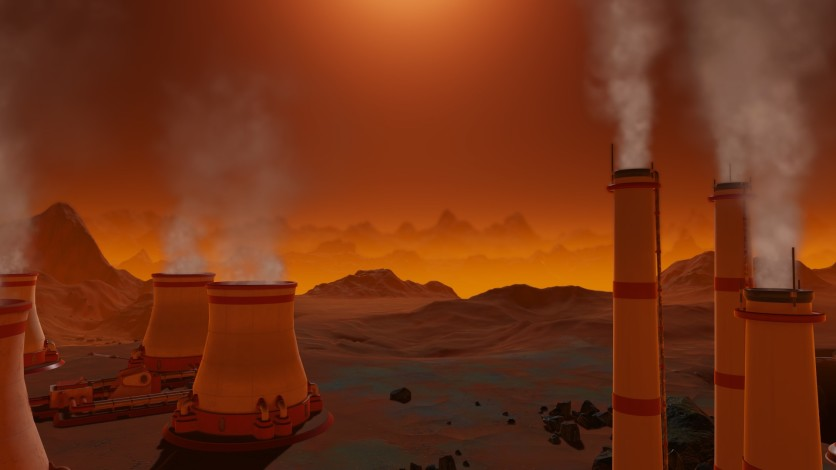 Screenshot 3 - Surviving Mars: Green Planet
