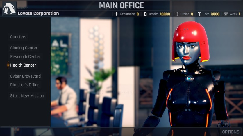 Screenshot 2 - Conglomerate 451