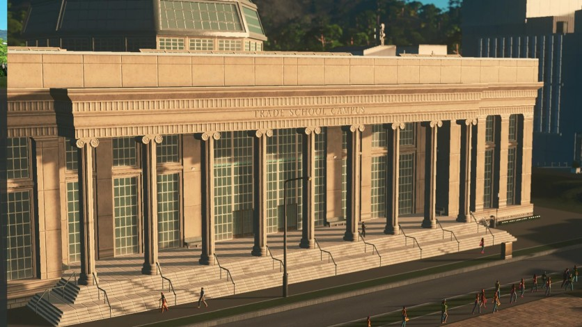 Screenshot 2 - Cities: Skylines - Campus
