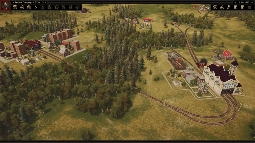 Screenshot 7 - Railroad Corporation