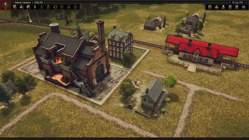 Screenshot 2 - Railroad Corporation