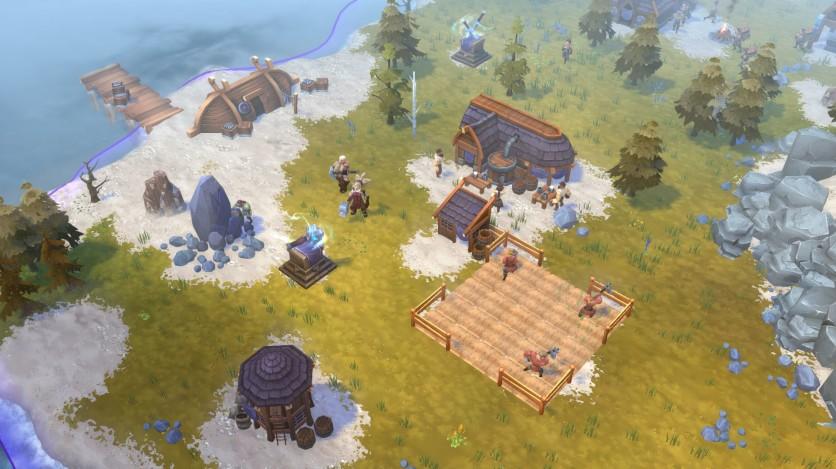 Screenshot 6 - Northgard - Svardilfari, Clan of the Horse