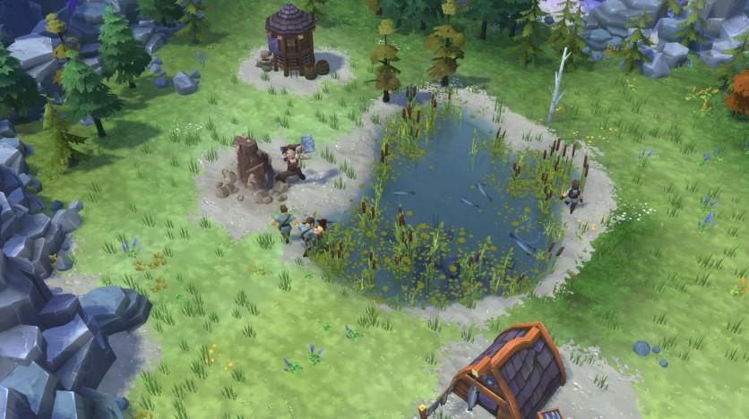 Screenshot 5 - Northgard - Svardilfari, Clan of the Horse