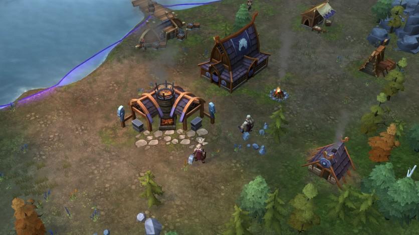 Screenshot 4 - Northgard - Svardilfari, Clan of the Horse