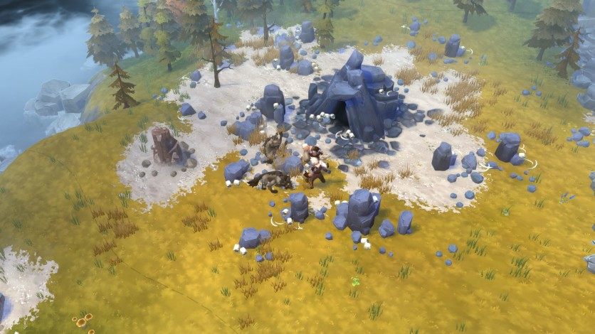 Screenshot 2 - Northgard - Svardilfari, Clan of the Horse
