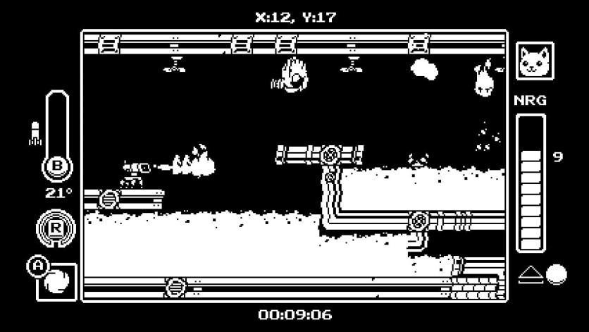 Screenshot 5 - Gato Roboto