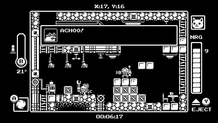 Screenshot 4 - Gato Roboto