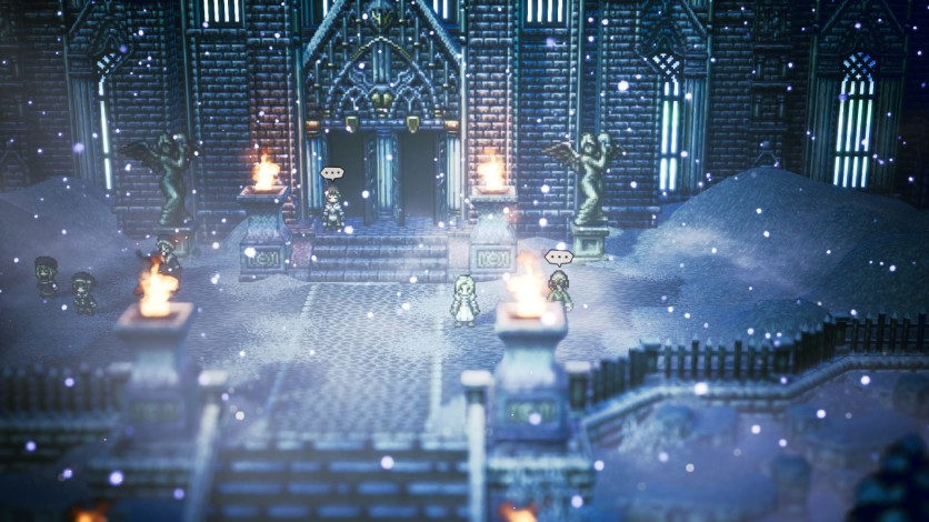Screenshot 7 - OCTOPATH TRAVELER