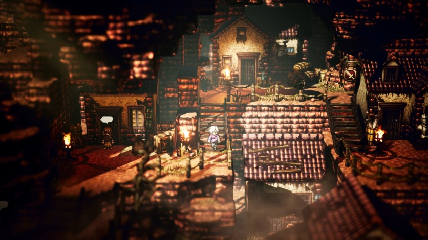 Screenshot 16 - OCTOPATH TRAVELER