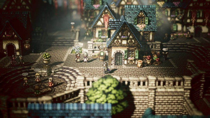 Screenshot 17 - OCTOPATH TRAVELER