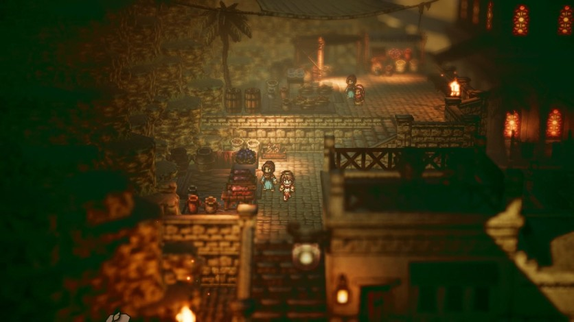 Screenshot 13 - OCTOPATH TRAVELER