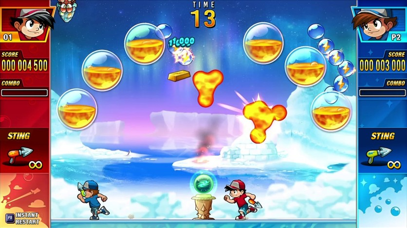 Screenshot 9 - Pang Adventures