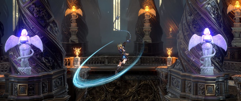 Screenshot 8 - Bloodstained: Ritual of the Night