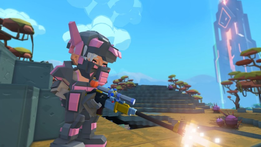 Screenshot 10 - PixARK