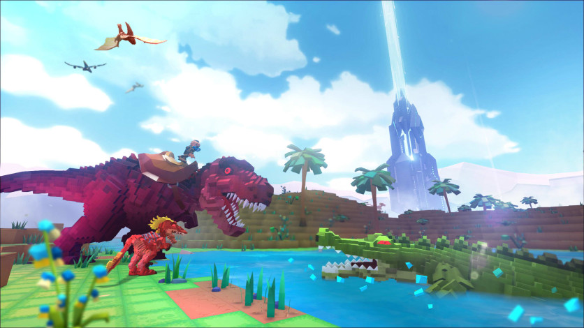 Screenshot 21 - PixARK