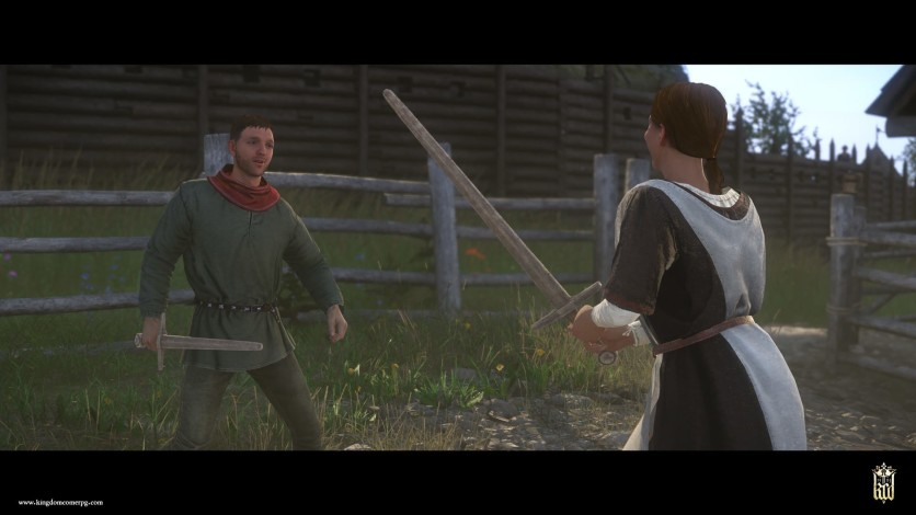 Screenshot 8 - Kingdom Come: Deliverance - A Woman's Lot