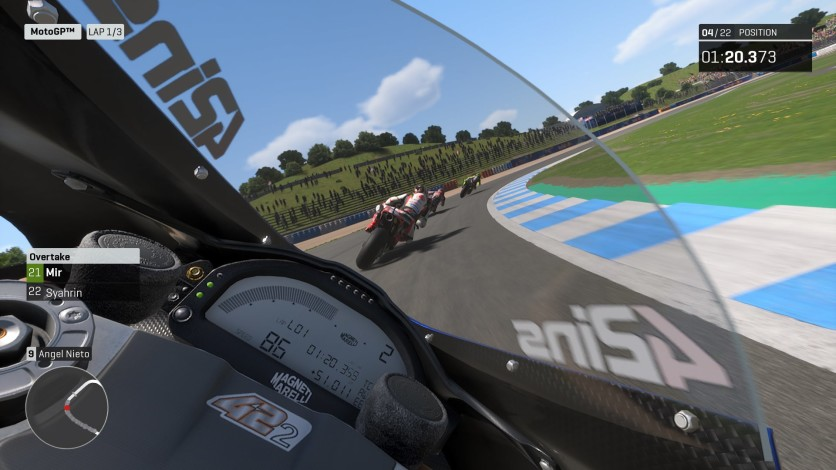 Screenshot 7 - MotoGP 19