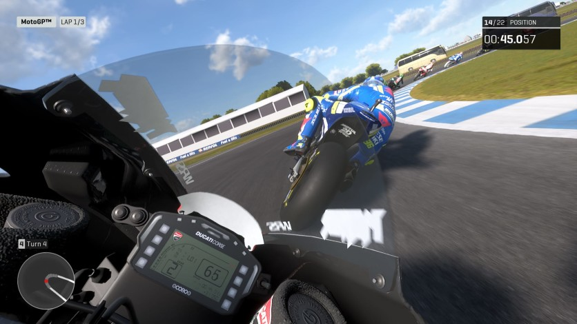 Screenshot 2 - MotoGP 19