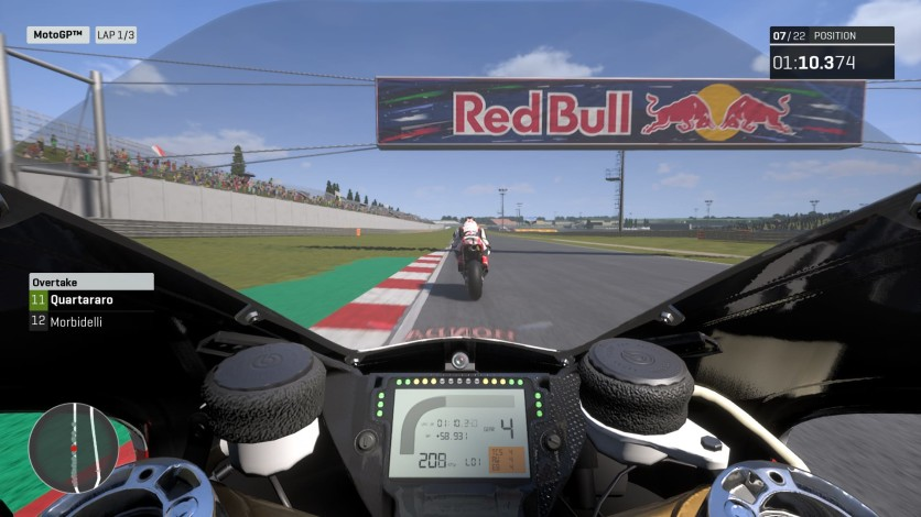 Screenshot 4 - MotoGP 19