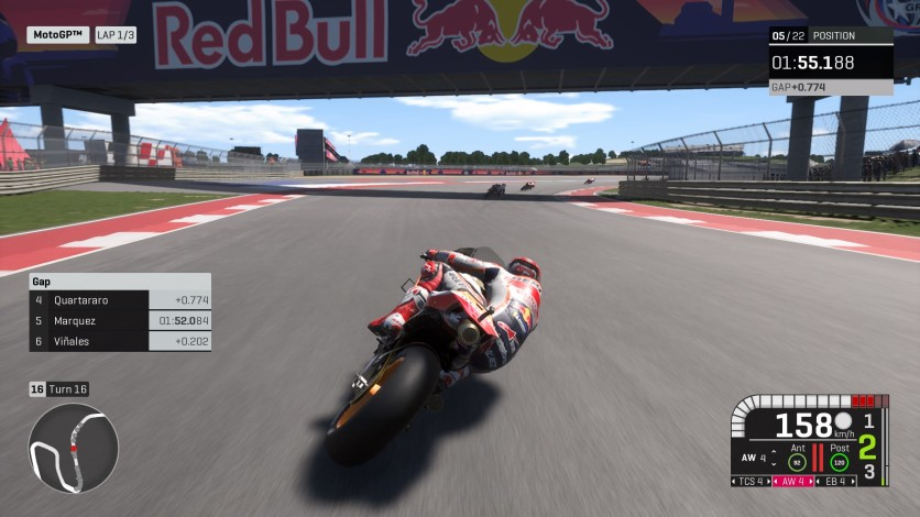 Screenshot 3 - MotoGP 19