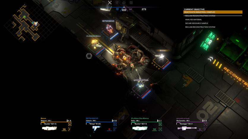 Screenshot 7 - Trident's Wake