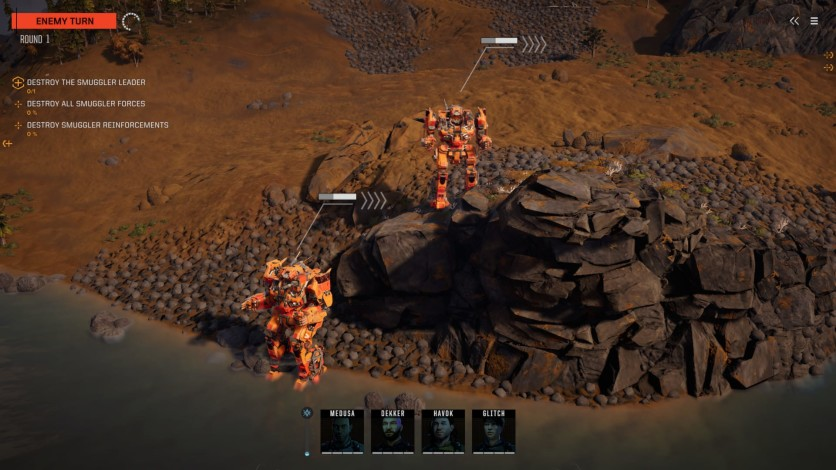Screenshot 3 - BATTLETECH - Shadow Hawk Pack