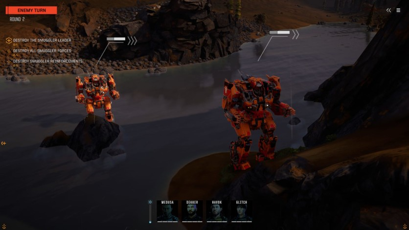 Screenshot 2 - BATTLETECH - Shadow Hawk Pack