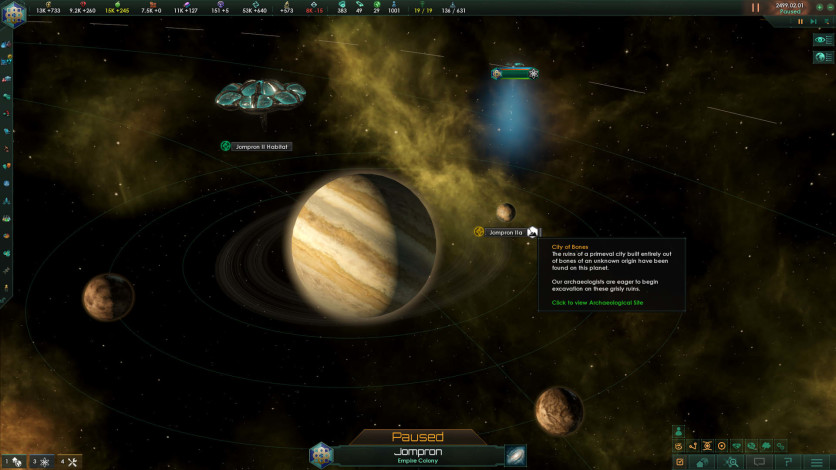 Screenshot 5 - Stellaris: Ancient Relics Story Pack