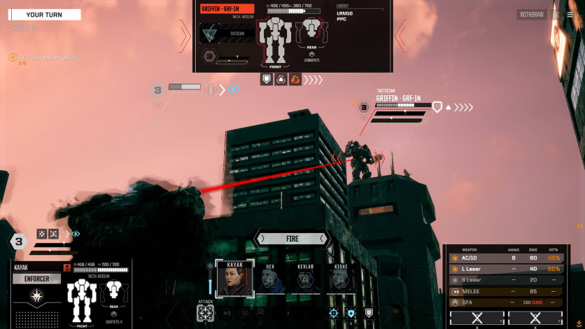 Screenshot 8 - BATTLETECH - Urban Warfare
