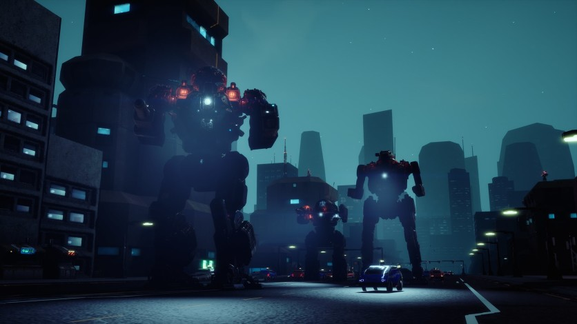 Screenshot 10 - BATTLETECH - Urban Warfare