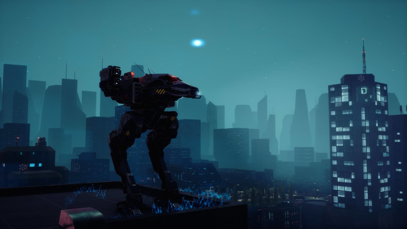 Screenshot 6 - BATTLETECH - Urban Warfare