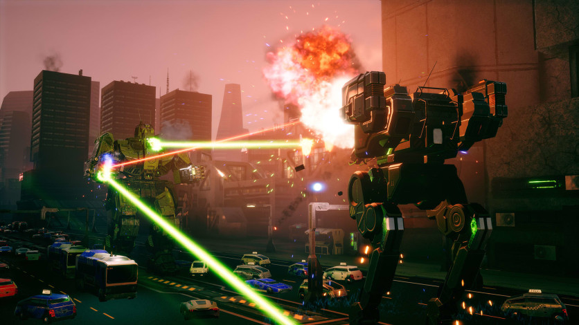 Screenshot 9 - BATTLETECH - Urban Warfare