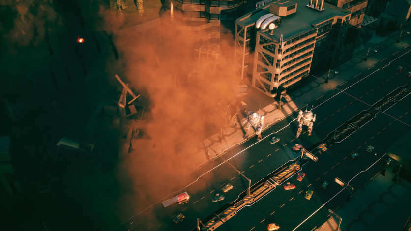 Screenshot 7 - BATTLETECH - Urban Warfare