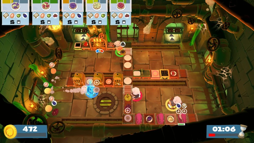 Screenshot 4 - Overcooked! 2 - Night of the Hangry Horde