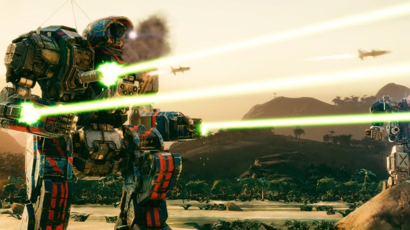 Screenshot 10 - BATTLETECH - Flashpoint