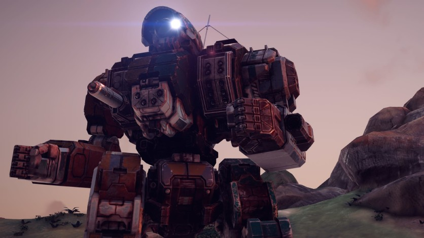 Screenshot 4 - BATTLETECH - Flashpoint