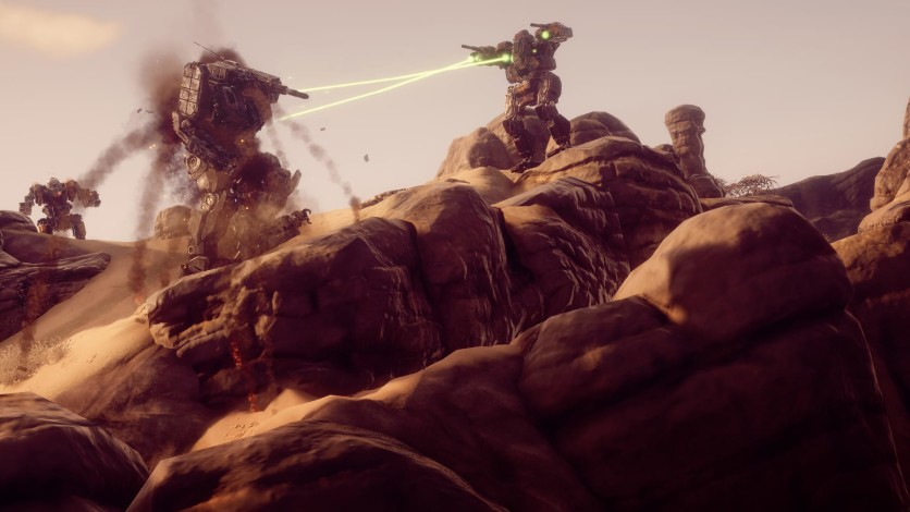 Screenshot 9 - BATTLETECH - Mercenary Collection