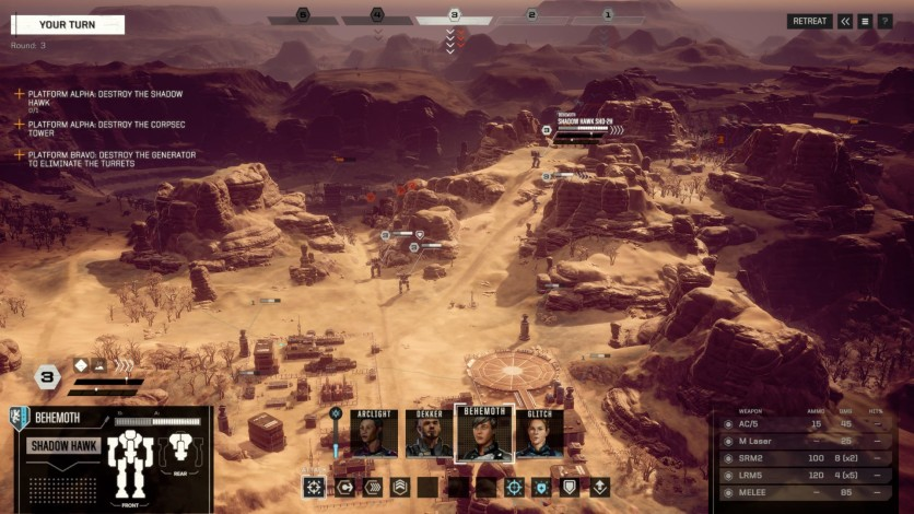 Screenshot 8 - BATTLETECH - Mercenary Collection