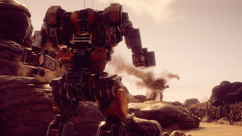 Screenshot 3 - BATTLETECH - Mercenary Collection