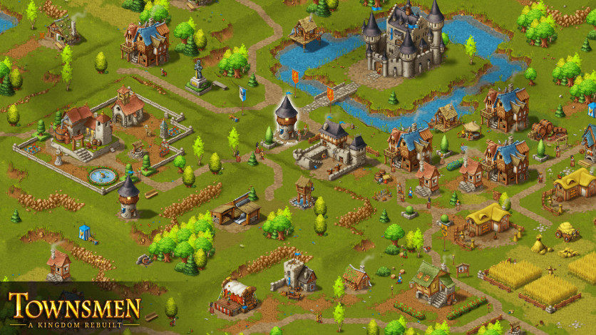 Screenshot 7 - Townsmen - A Kingdom Rebuilt