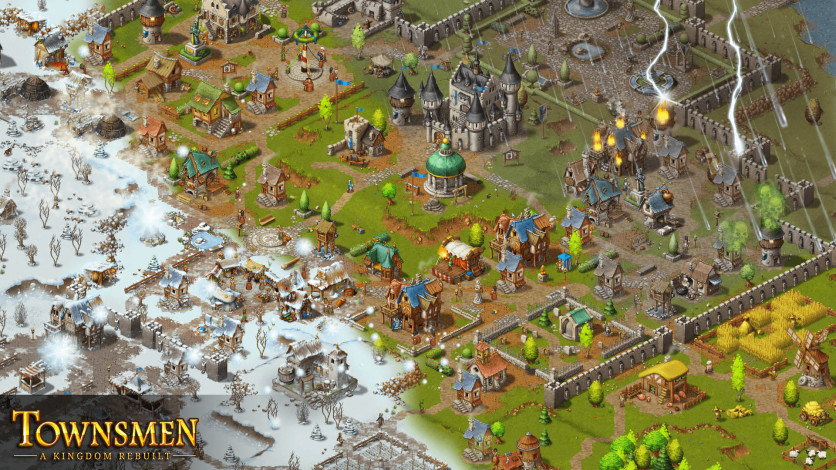 Screenshot 8 - Townsmen - A Kingdom Rebuilt