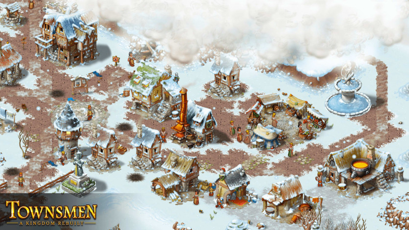 Screenshot 6 - Townsmen - A Kingdom Rebuilt