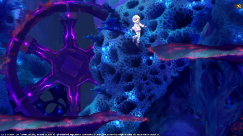 Screenshot 6 - Super Neptunia RPG