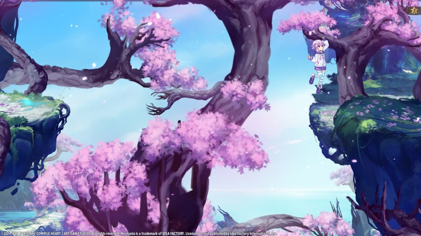 Screenshot 2 - Super Neptunia RPG