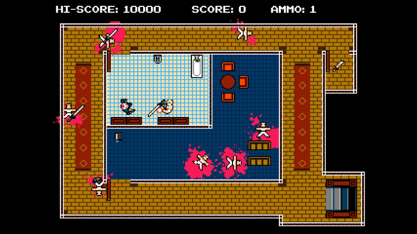 Screenshot 2 - Devolver Bootleg