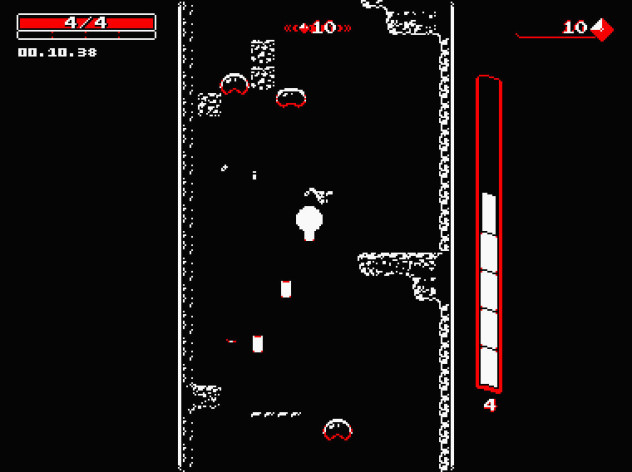 Screenshot 3 - Downwell