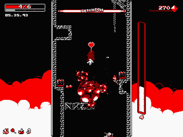 Screenshot 6 - Downwell